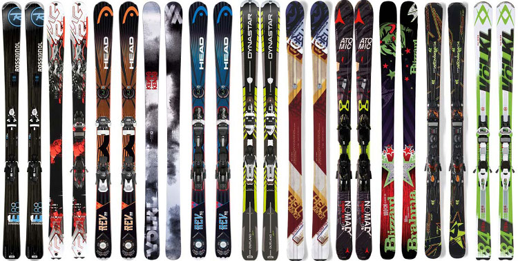 cheap ski rental on skib