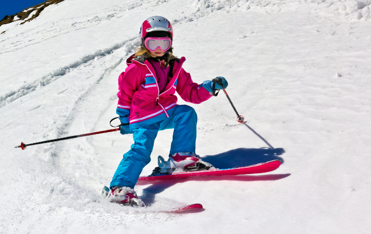 skiing safety for children