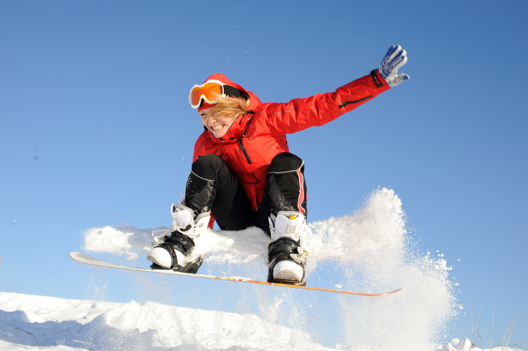 Choose the best snowboarding equipment
