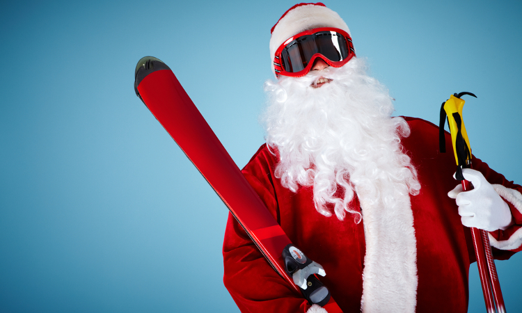 The best places to ski at Christmas