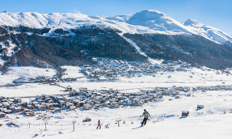 Skiing in Lombardy, where to go